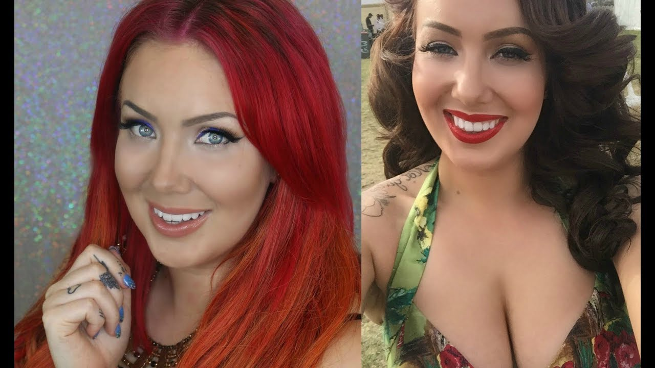 From Red To Brunette Removing Red Neutralizing Professional