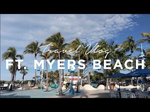 TRAVEL VLOG : FORT MYERS BEACH