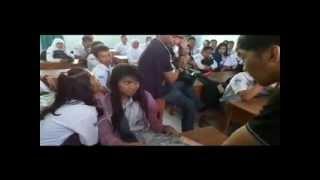 hipster SBO tv @SMK PRAPANCA2 surabaya #XII BC-1