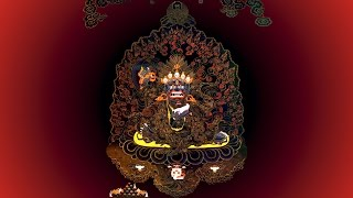 Mahakala Sadhana (short version)
