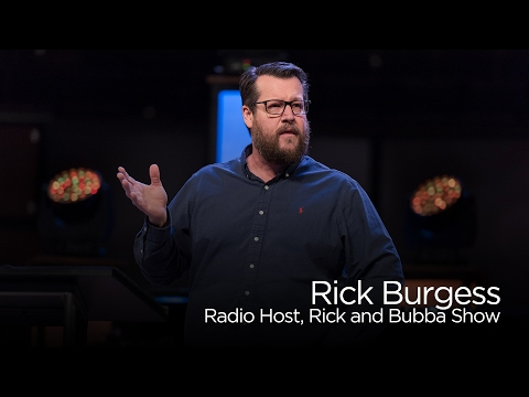 Rick Burgess | 2017 Men of Memphis Conference | Saturday Morning