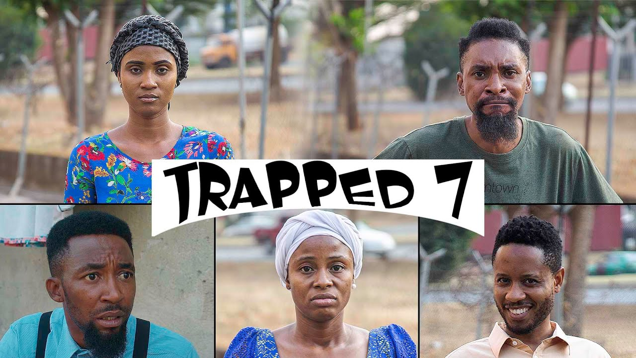 Download TRAPPED (Part 7) (YawaSkits, Episode 70)
