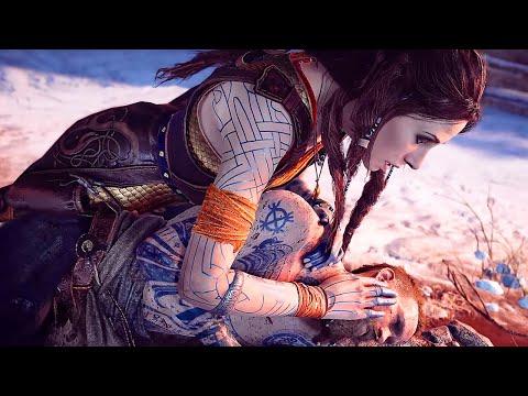 God Of War 4 Freya Revenge Plot Against Kratos (PS4)