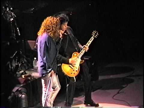 Page & Plant - (Madison Square Garden) New York City 7.16.98