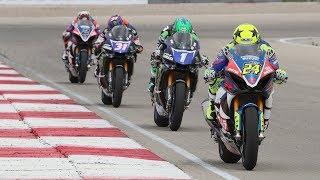 EBC Brakes Superbike Race Highlights at the MotoAmerica Championship of Utah