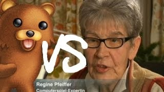 PlayStation VS Pädophile! - ZDF VS Games! - HIV VS Blutkrebs!