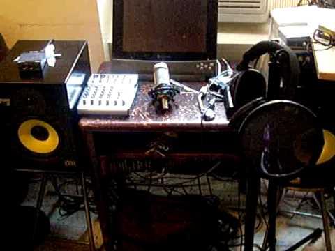 my home recording studio set up please comment youtube. Black Bedroom Furniture Sets. Home Design Ideas