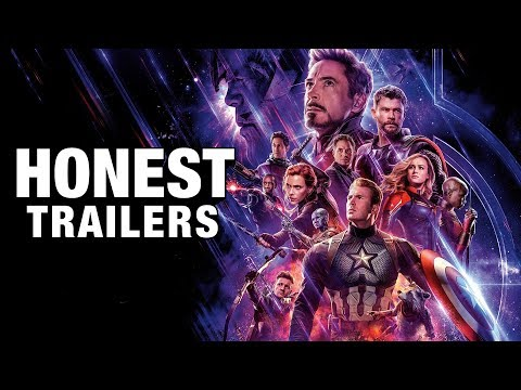 Avengers: Endgame Real Trailer