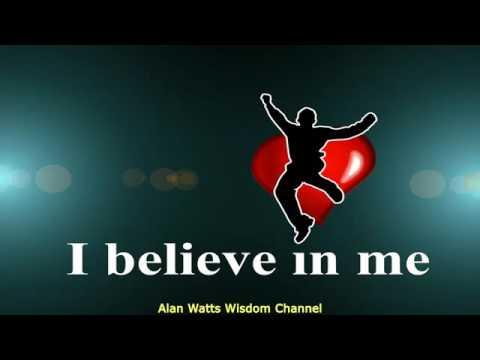 Alan Watts Make the Act of Faith