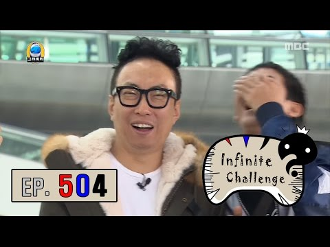 [Infinite Challenge] 무한도전 - Parkmyungsoo is fluent at Russian?!  20161029