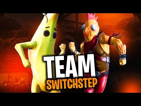 TEAM SWITCHSTEP! W/ THIEFS, HD & DARK - Fortnite Battle Royale