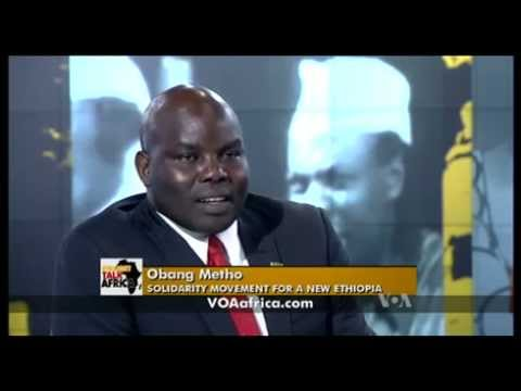 Straight Talk Africa Guest Obang Metho of the Solidarity ...