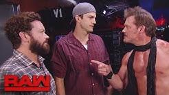 Raw guest stars Ashton Kutcher and Danny Masterson confront Jeri-KO: Raw, Oct. 3, 2016