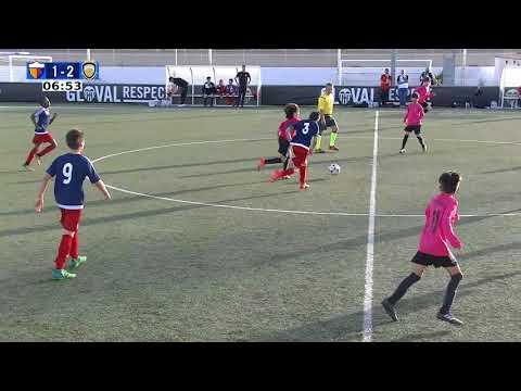 Alliance U12s vs CF Museros | 2nd Half