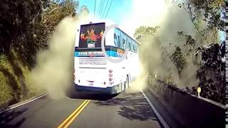 bus accident top most video life so bad