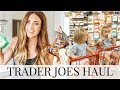 Grocery Shopping at Trader Joes (What We Buy!) | Kendra Atkins
