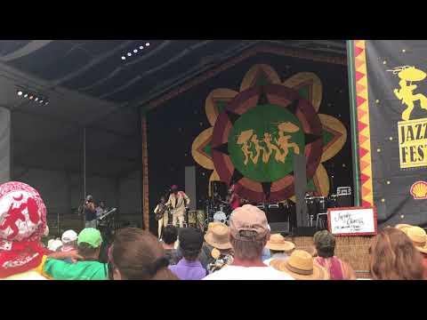Jupiter and Okwess - Congo Square, JazzFest May 4, 2018