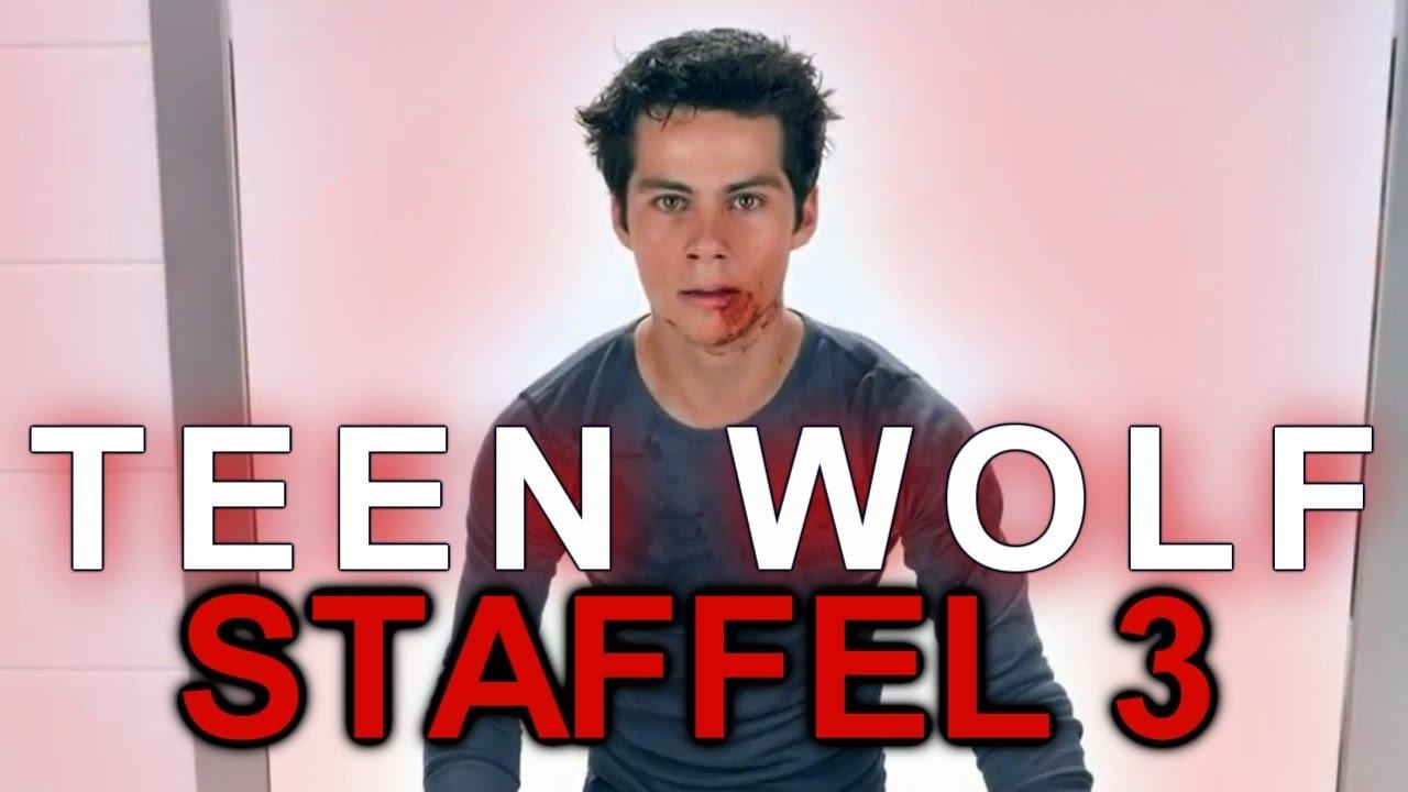 Teen Wolf 3 Staffel