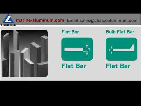 5083 5086 6061 6082 marine grade aluminum flat bar for ships