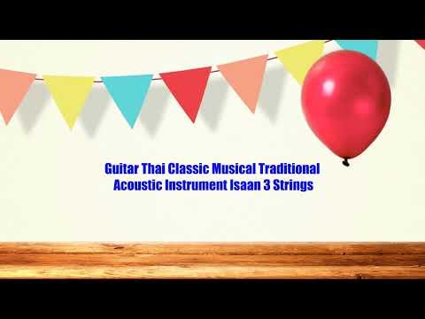 Thai Northeast Folk Music Isaan
