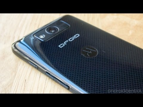 Hands-on with the Motorola Droid Ultra