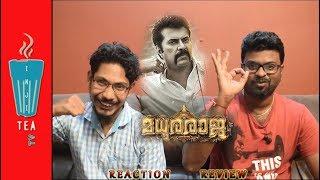 Madhura Raja Official Trailer | Reaction | Malayalam | Mammootty