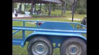16 Foot Trailer Refurbished