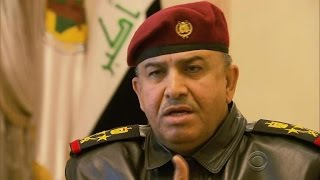 Top Iraqi general barred from entering U.S. to visit family