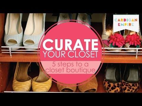 How to Clean Your Closet: 5 Steps to an Organized Closet Boutique