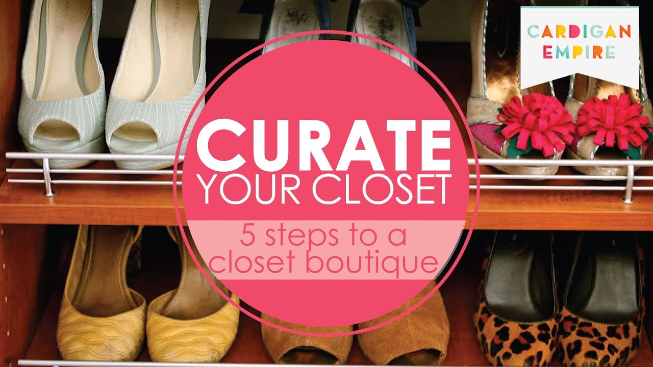 How To Clean Out Your Closet how to clean your closet: 5 steps to an organized closet boutique