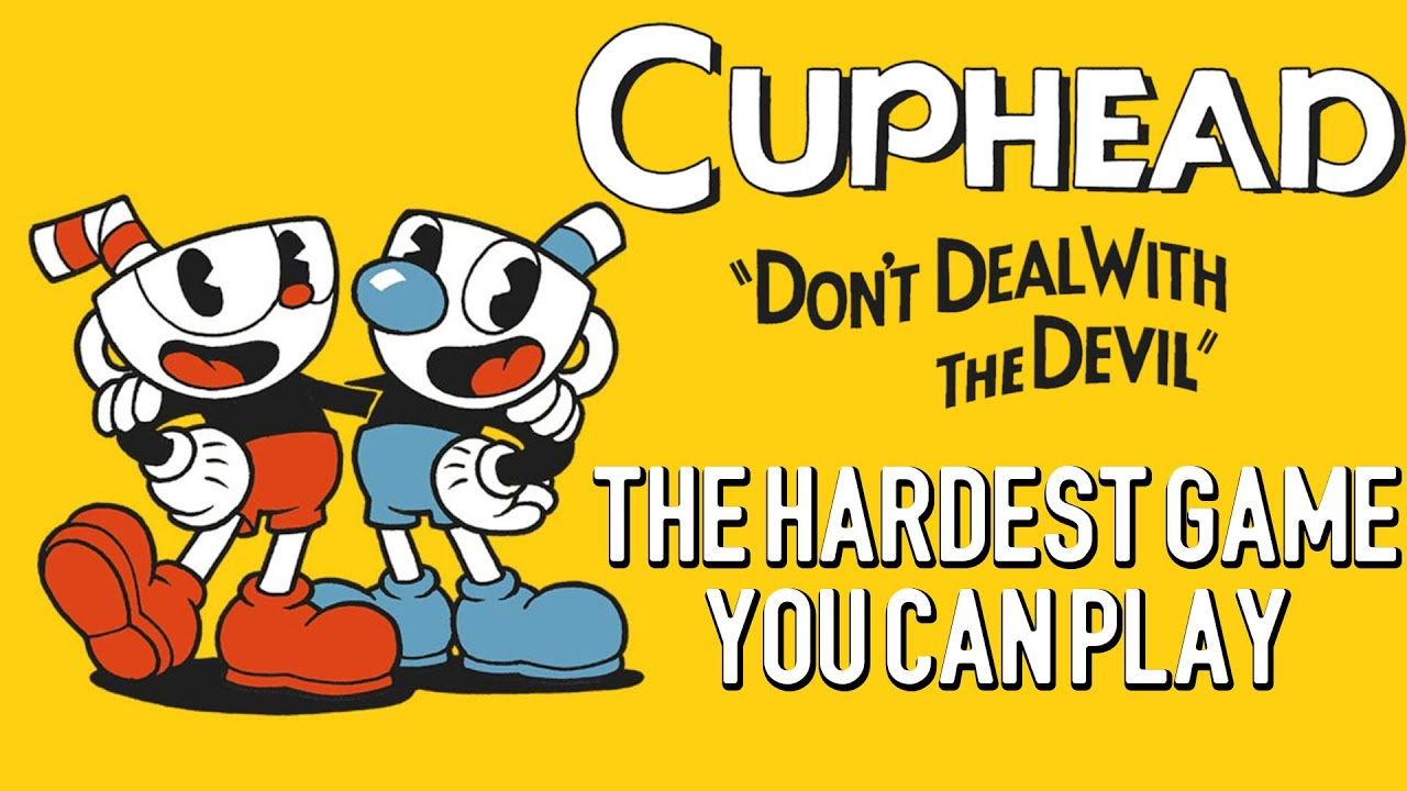 Hardest game ever 🤬 : Cuphead