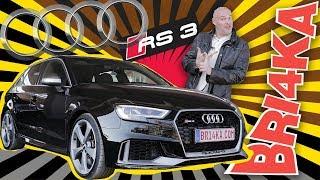 Audi RS3  – малкият звяр | II GEN| VA|  Bri4ka.com