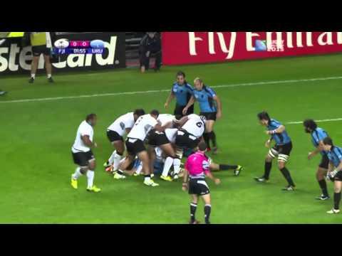 RWC 2015 Fiji Vs Uruguay