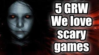 Five good reasons why - We love scary games