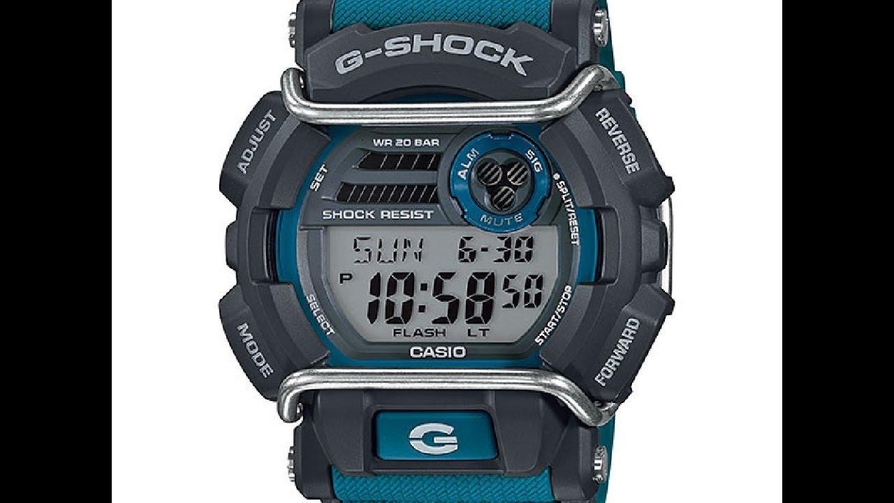 инструкция на русском к часам g shock 7900а 7er