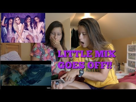 """LITTLE MIX X CHEAT CODES """"ONLY YOU""""   REACTION"""