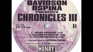Davidson Ospina - Heard Paradise (1996)