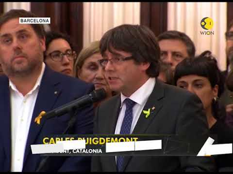 WION Gravitas: Fresh showdown between leaders of Madrid and Barcelona