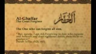 Names of Allah - Al Ghaffar
