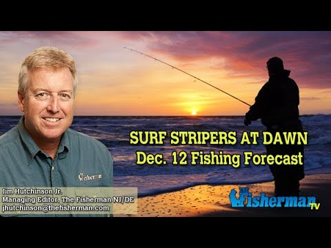 December 12, 2019 New Jersey/Delaware Bay Fishing Report With Jim Hutchinson, Jr.