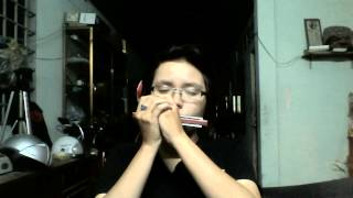 Right here waiting for you - Harmonica - Ca Hoàng My