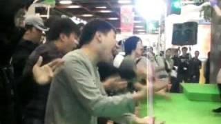 【男子応援団】メグメグ☆ファイアーエンドレスナイト【ヲタ芸】
