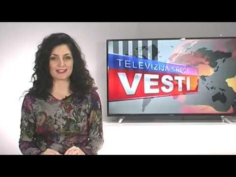 Vesti TV Sreće 29. Januar 2020.