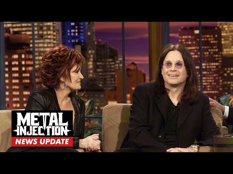 New Ozzy & Sharon Osbourne Biopic Movie In The Works | Metal Injection