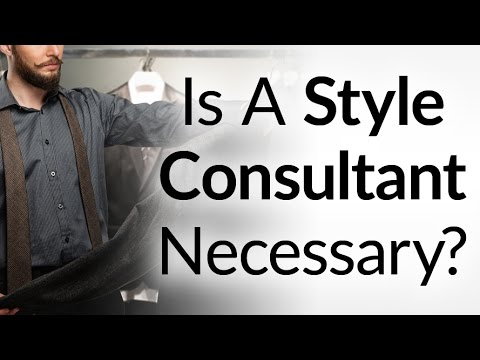 Is a Style Consultant Necessary? | 3 Options For Image Consulting For The Regular Guy