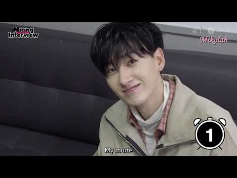 Eng Sub] Micing interview 1 - Super Junior
