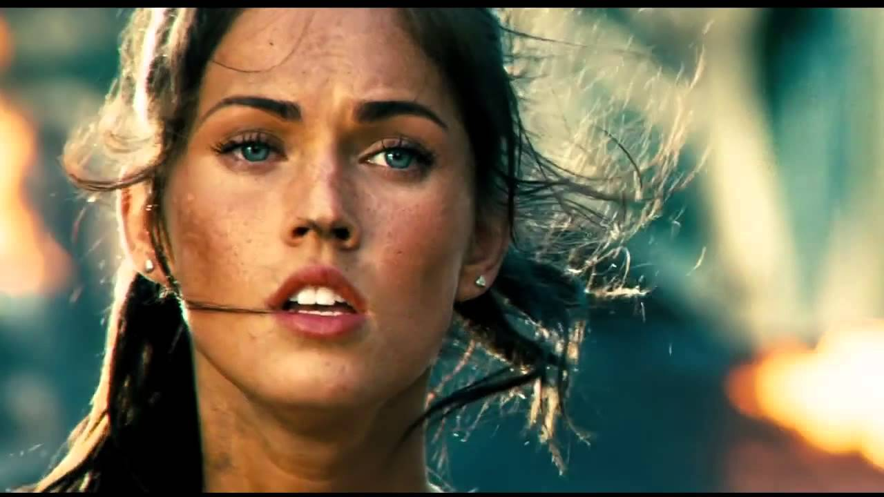 Megan Fox Transformers Eruption - YouTube