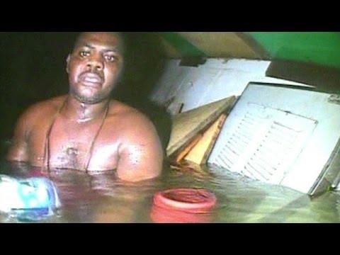 El hombre que sobrevivió 60 horas en un barco hundido