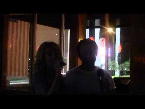 "Rob Karaoke 14 Tony A ""You Don't Bring Me Flowers"" 9 4 2013"