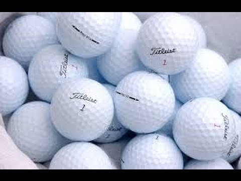 Do golf balls make a difference?